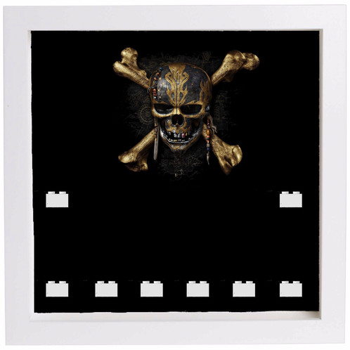 Pirates Of The Caribbean Silent Mary Themed Display Frame