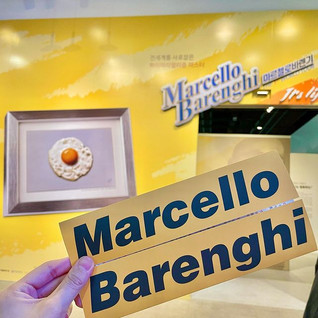 "Marcello Barenghi ""It's Life"" Seoul 2021"