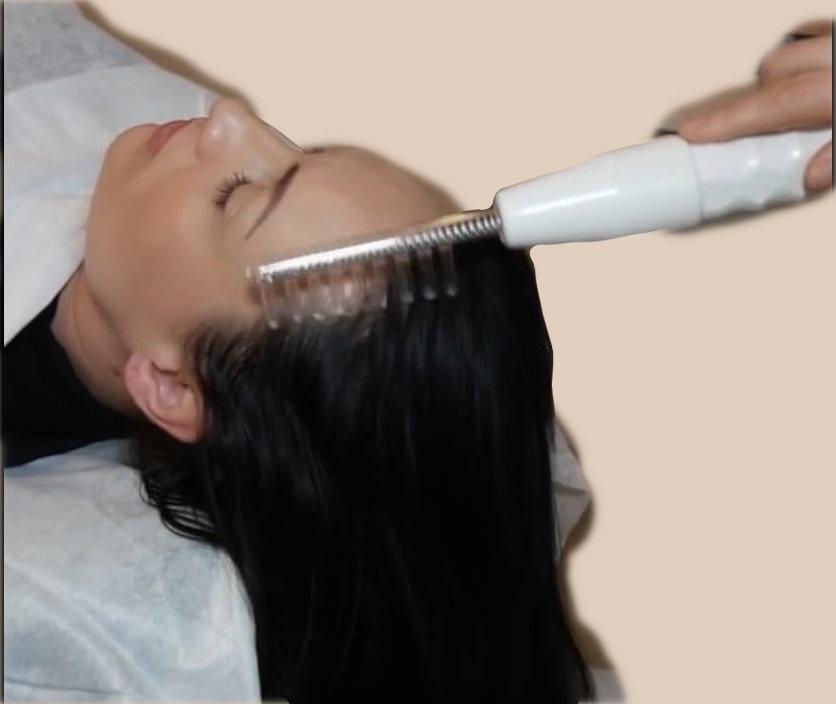 Электротерапия для волос