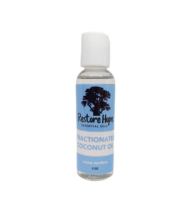 Carrier Oil – Fractionated Coconut 2oz