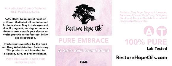 Pure Embrace (A Girl's Best Friend Blend)
