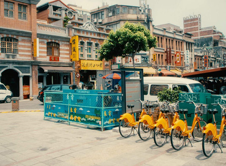 How to Use Taiwan's Youbikes in 8 Steps