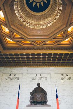 CKS Memorial Hall interior