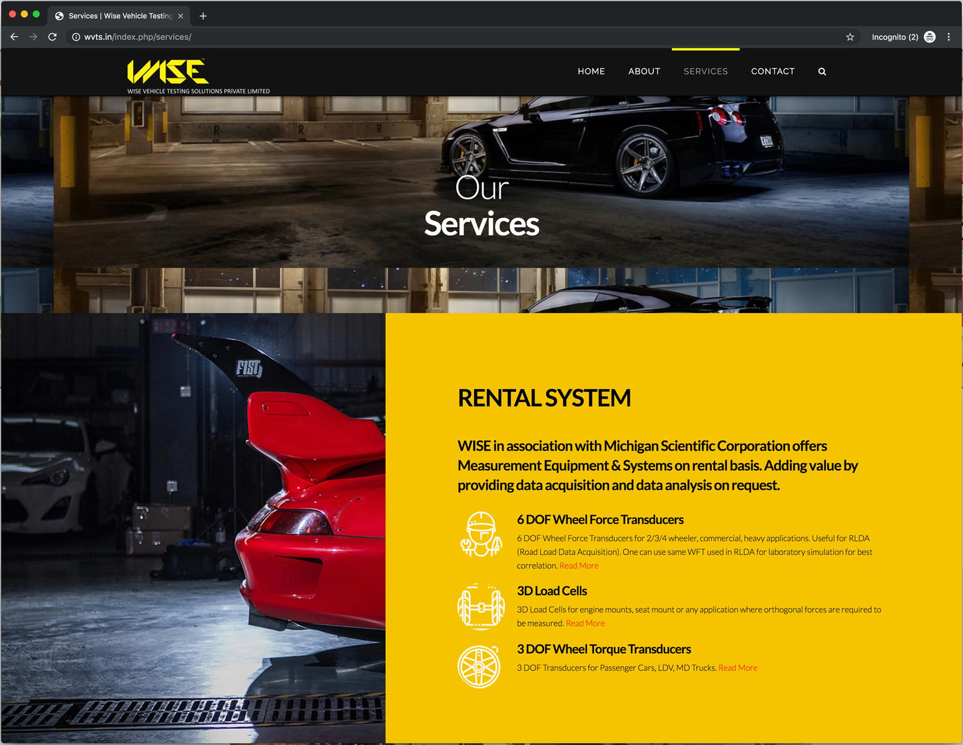 Rental Systems
