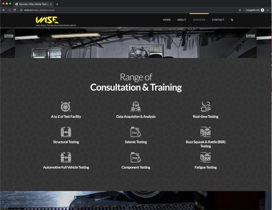Consultation & Training