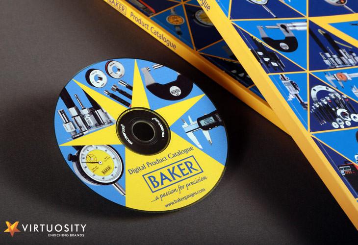 Interactive CD Catalogs