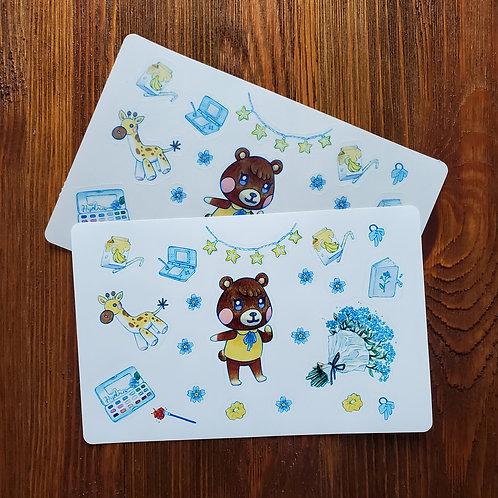 Maple Sticker Sheet