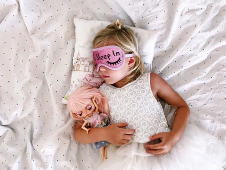 El sueño de los toddlers