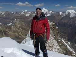 Martin Moran in Himalaya