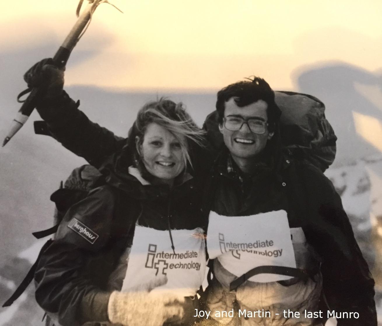 Last Munro 13 Mar 1985