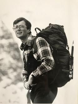 Munros in Winter 1985