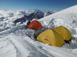 Base camp Himalaya