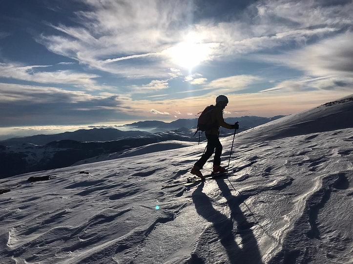 mountaineering instructor moran