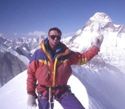 Panwali Dwar (6663m) 1993