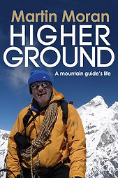 Higher Ground by Martin Moran book cover