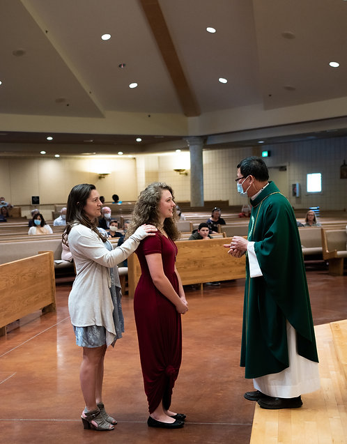 Lattin Confirmation Photos