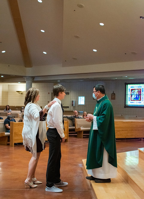 Iglesias Confirmation Photos