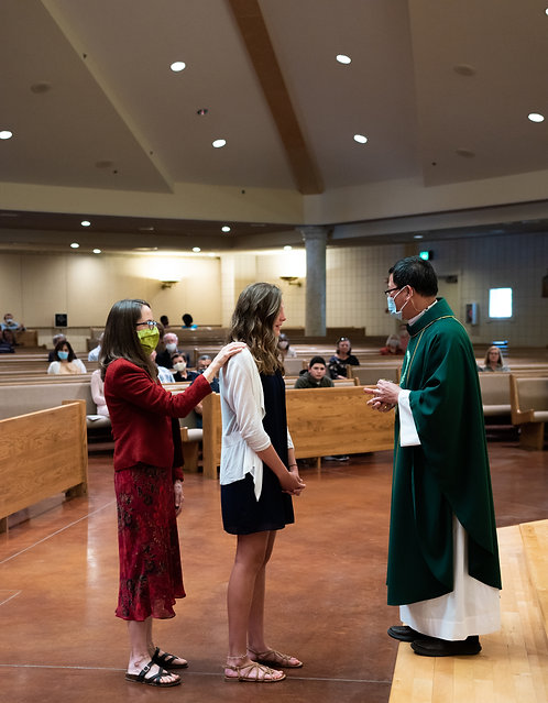 Huegerich Confirmation Photos