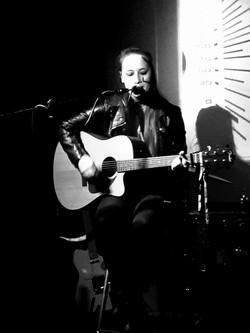 London gig, Alleycat, Soho