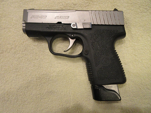 KAHR PM40 - USED - .40S&W