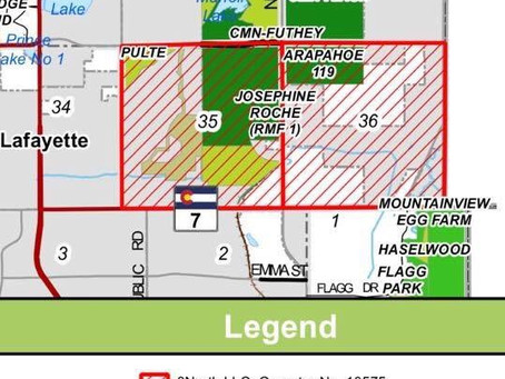 Open letter to Lafayette City Council in response to 8 North's imminent drilling plans