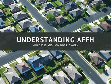 Understanding AFFH: What It Is and How Does It Work?