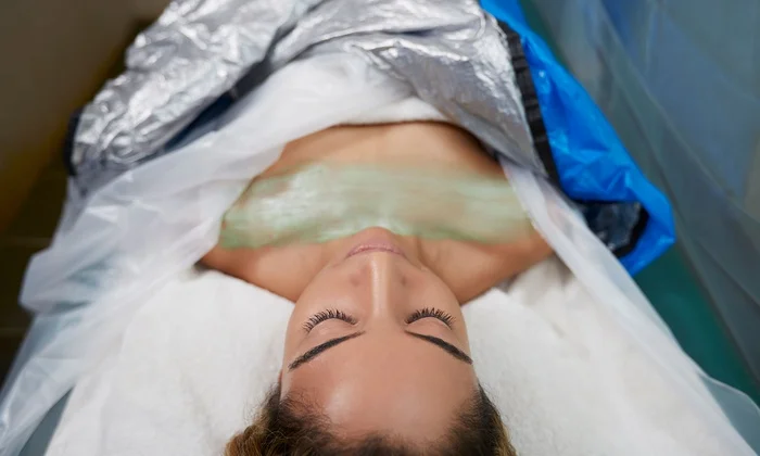 Three Detox Sauna Wraps