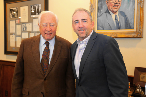 After Interview w/David McCullough