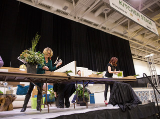 On Floral Design Competitions
