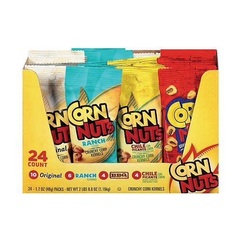 CornNuts, Variety Pack, 1.7 oz, 24-count