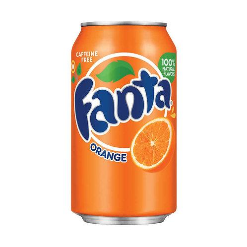 Fanta, Orange, 12 oz, 24 ct