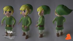 Link_turn around