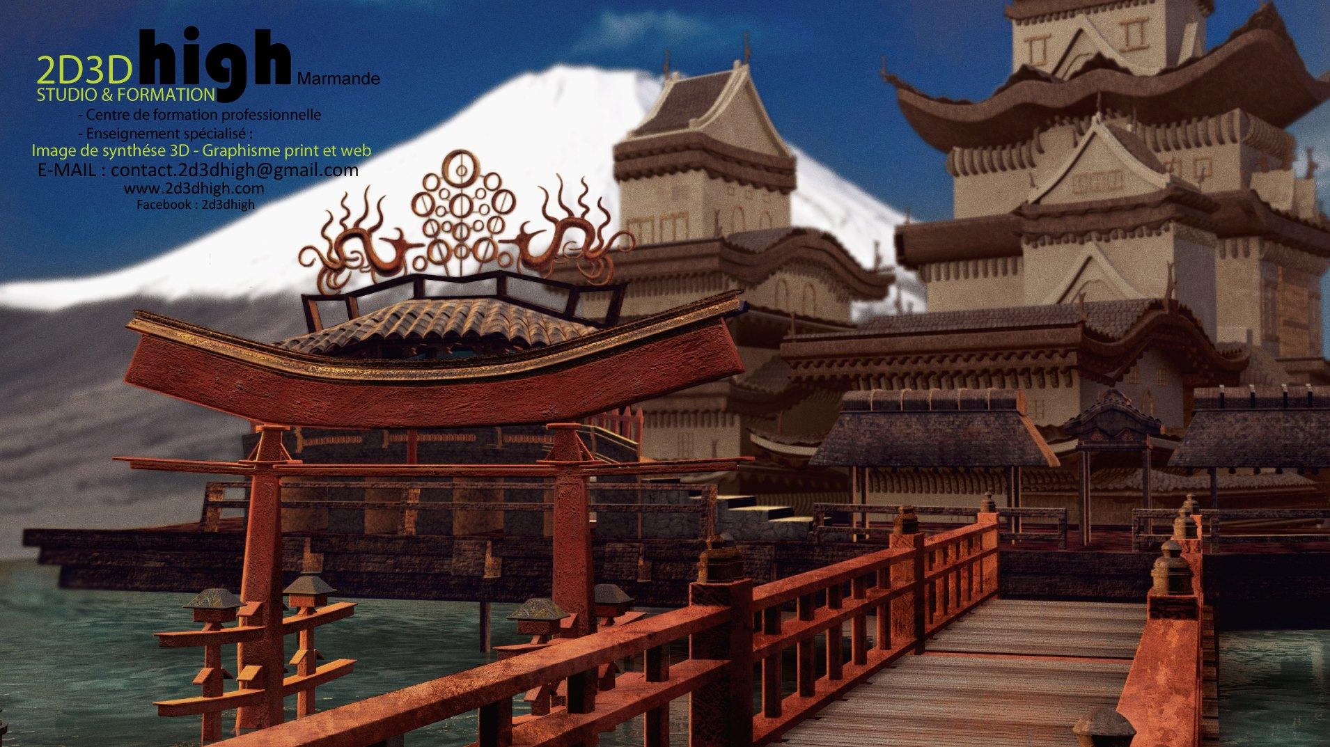 Village Japonais