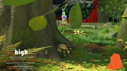 Séquence Zelda