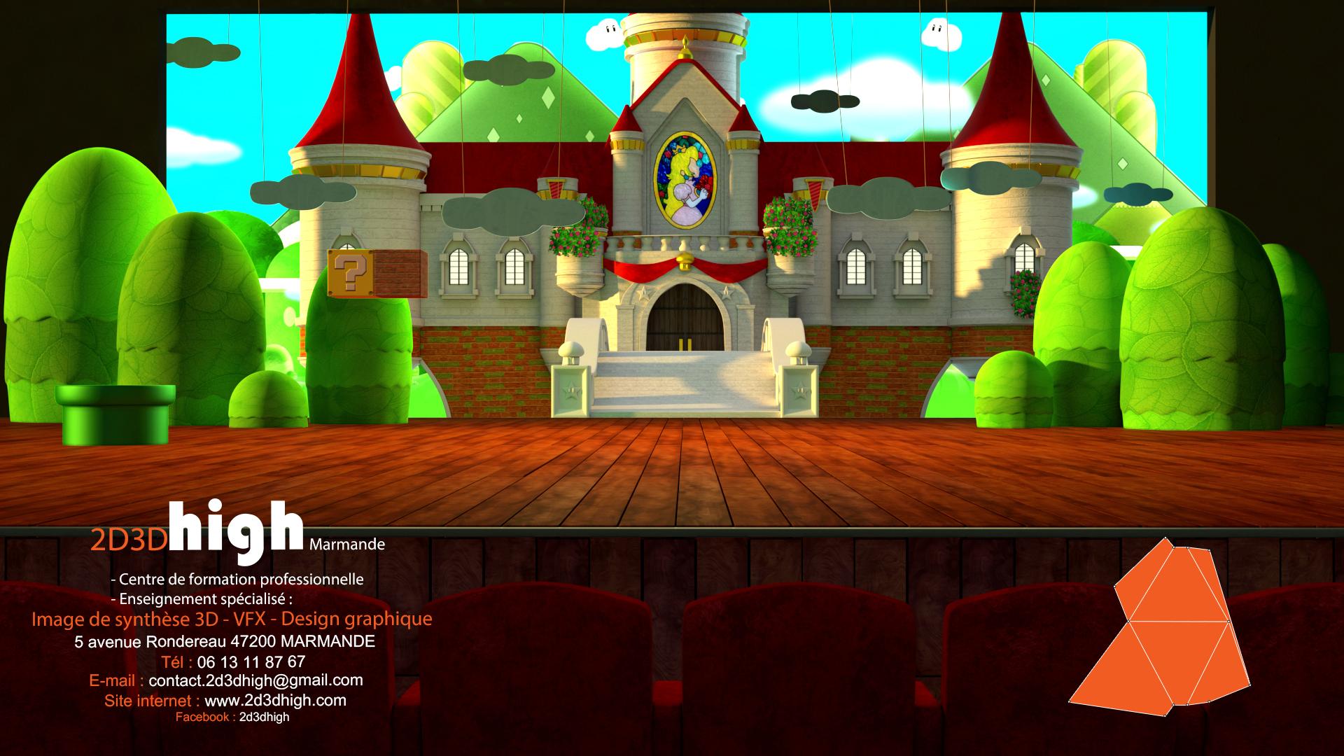 Séquence Mario Bros