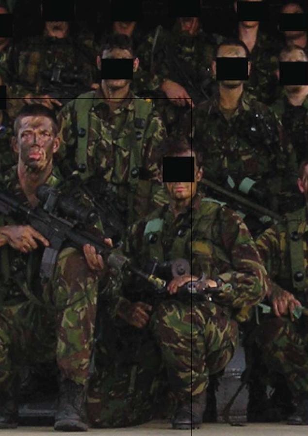 Ex Special Forces (SAS)