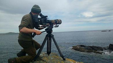 Josh Jaggard wildlife cameraman shetland and norfolk