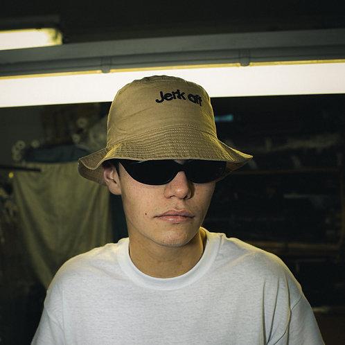 """""""Jerk Off"""" fishing hat"""