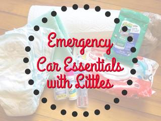 Emergency Car Essentials with Littles