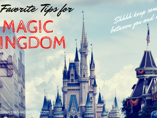 Shhh Keep these Tips Between You and Me! My Favorite Tips for Magic Kingdom