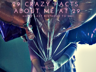 29 Crazy Facts About Me at 29