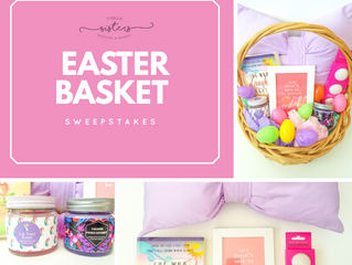 >>EXPIRED<< Easter Basket Sweepstakes!