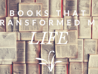 Books That Transformed My Life