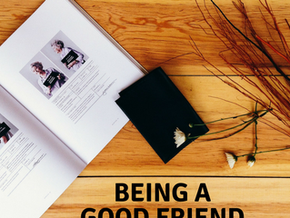 Being a Good Friend: 13 Ways to Make and Keep Friends
