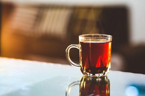 Kruidenthee 'Green power tea'