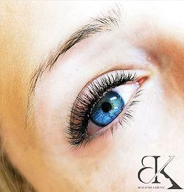 Wimpernverlängerung by BeautyVilla Krentz, Frau, Augen
