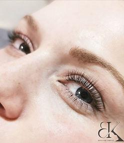 Wimpernlifting by BeautyVilla Krentz, Frau, Augen