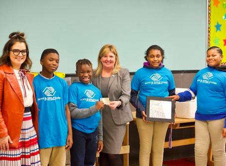 Kunze Honored by Columbus Boys & Girls Clubs