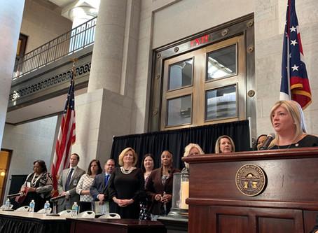 Kunze Commemorates 10th Annual Human Trafficking Awareness Event