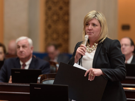 Senate Passes Kunze Bill Supporting Victims of Sexual Assault in their Pursuit of Justice